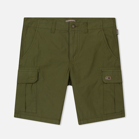 Мужские шорты Napapijri Noto 2 New Olive Green