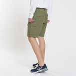Мужские шорты Napapijri Noto 2 New Olive Green фото- 2