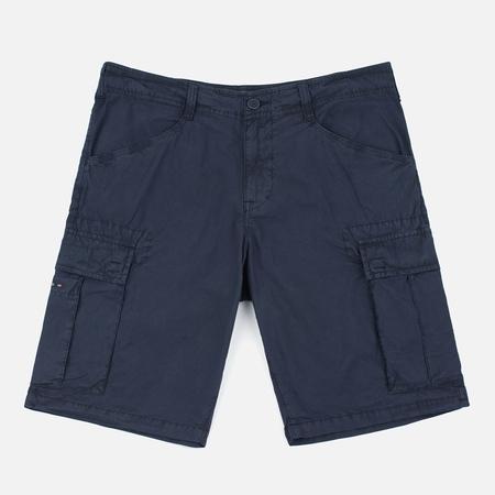 Мужские шорты Napapijri Noto Bermuda Blue Marine