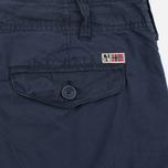 Мужские шорты Napapijri Noto Bermuda Blue Marine фото- 3