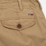 Мужские шорты Napapijri Noto Bermuda Desert фото- 5
