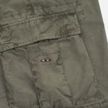 Мужские шорты Napapijri Noto Bermuda Grey Olive фото- 4