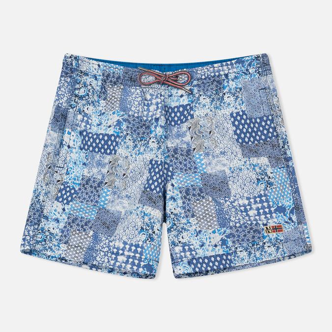 Мужские шорты Napapijri Vail Fantasy Blue