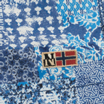 Мужские шорты Napapijri Vail Fantasy Blue фото- 3