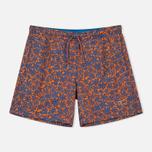 Мужские шорты Napapijri Vail Fantasy Orange фото- 0
