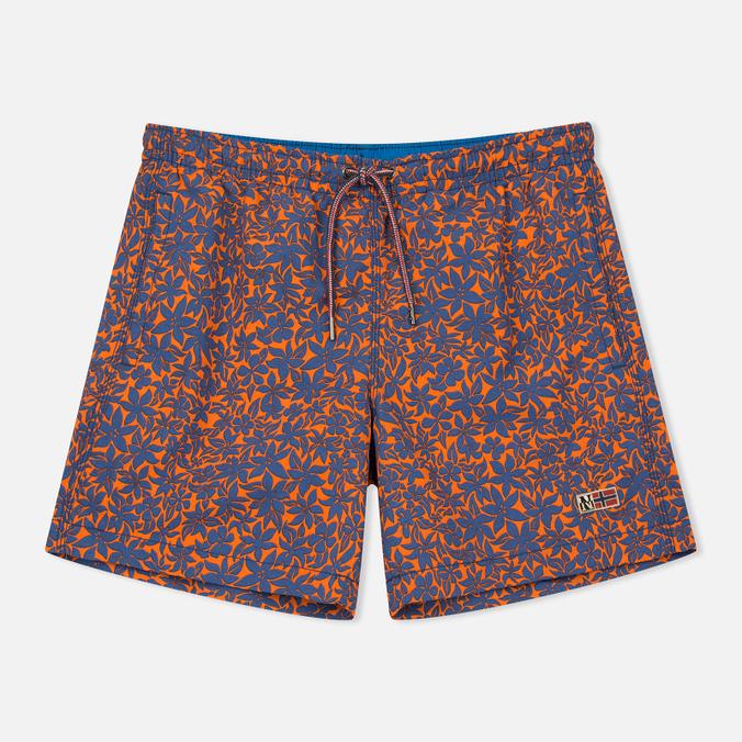 Мужские шорты Napapijri Vail Fantasy Orange
