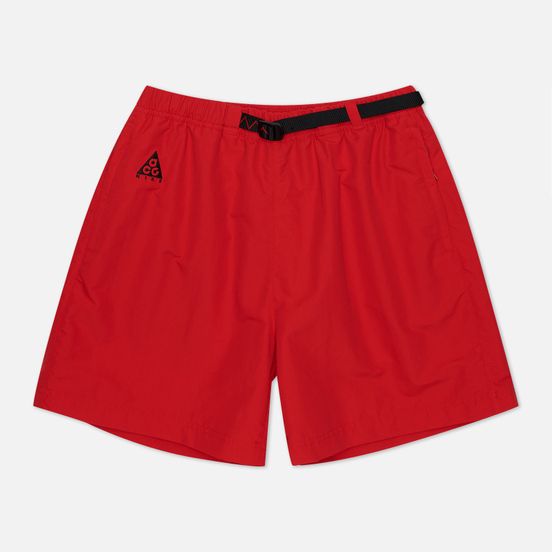 Мужские шорты Nike ACG NRG Woven University Red