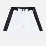 Мужские шорты Nike Court White/Black фото- 0