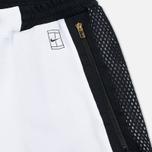 Мужские шорты Nike Court White/Black фото- 3