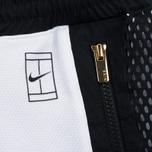 Мужские шорты Nike Court White/Black фото- 2
