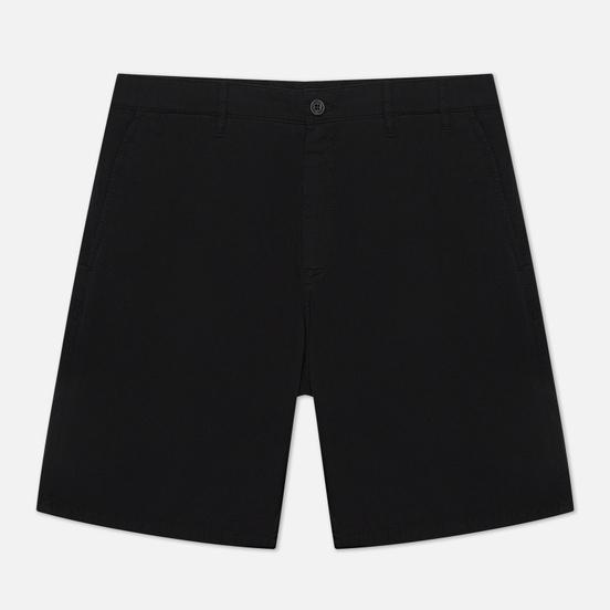 Мужские шорты Norse Projects Aros Light Twill Black