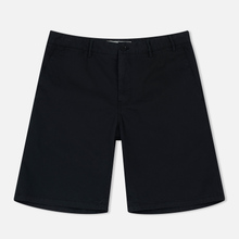 Мужские шорты Norse Projects Aros Light Twill Black фото- 0