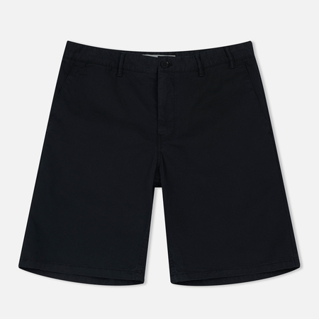 Мужские шорты Norse Projects Aros Light Twill Black
