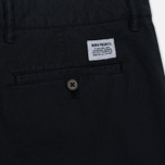 Мужские шорты Norse Projects Aros Light Twill Black фото- 3