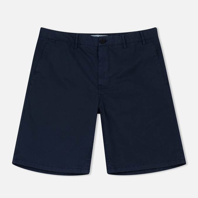 Мужские шорты Norse Projects Aros Light Twill Navy
