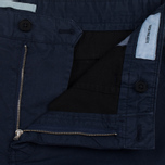 Мужские шорты Norse Projects Aros Light Twill Navy фото- 1