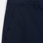 Мужские шорты Norse Projects Aros Light Twill Navy фото- 2