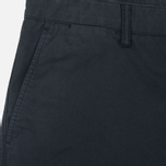 Мужские шорты Norse Projects Aros Slim Light Twill Black фото- 1