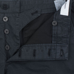 Мужские шорты Norse Projects Aros Slim Light Twill Black фото- 2