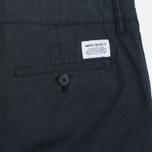 Мужские шорты Norse Projects Aros Slim Light Twill Black фото- 3