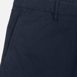 Мужские шорты Norse Projects Aros Slim Light Twill Dark Navy фото- 1