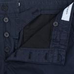 Мужские шорты Norse Projects Aros Slim Light Twill Dark Navy фото- 2