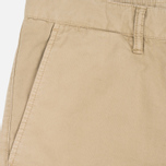 Мужские шорты Norse Projects Aros Slim Light Twill Khaki фото- 1