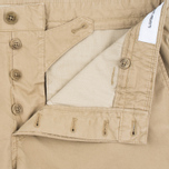 Мужские шорты Norse Projects Aros Slim Light Twill Khaki фото- 2