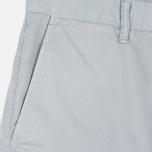 Мужские шорты Norse Projects Aros Slim Light Twill Light Grey фото- 1