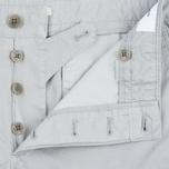 Мужские шорты Norse Projects Aros Slim Light Twill Light Grey фото- 2