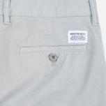 Мужские шорты Norse Projects Aros Slim Light Twill Light Grey фото- 3