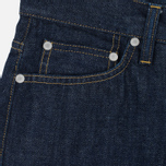 Мужские шорты Norse Projects Denim Rinsed Indigo фото- 1