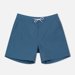 Мужские шорты Norse Projects Hauge Swimmers Marginal Blue фото- 0