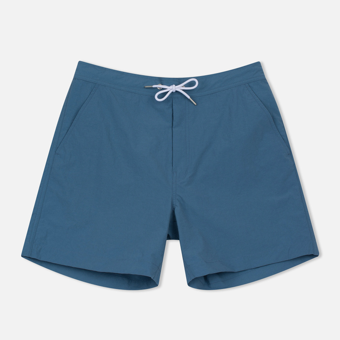 Мужские шорты Norse Projects Hauge Swimmers Marginal Blue