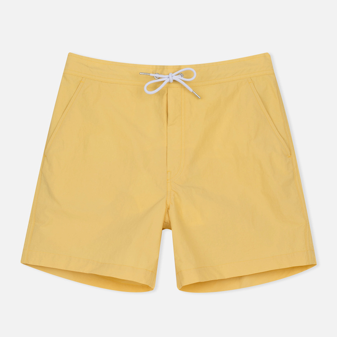 Мужские шорты Norse Projects Hauge Swimmers Strand Yellow