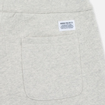 Мужские шорты Norse Projects Ro Light Grey Melange фото- 3