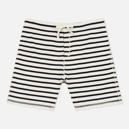 Мужские шорты Norse Projects Ro Short Compact Ecru/Navy