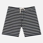 Мужские шорты Norse Projects Ro Short Compact Navy/Ecru фото- 0