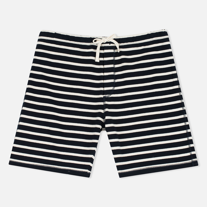 Мужские шорты Norse Projects Ro Short Compact Navy/Ecru