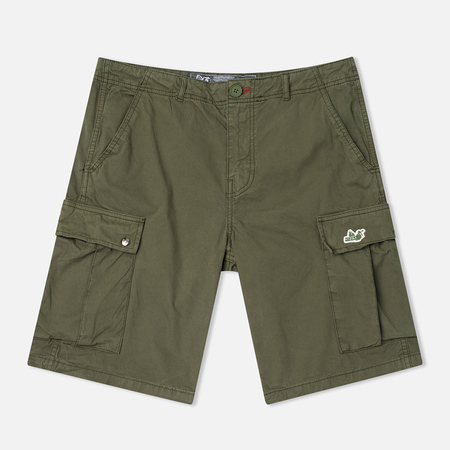 Мужские шорты Peaceful Hooligan Container Khaki