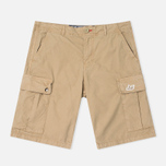 Peaceful Hooligan Container Men's Shorts Stone photo- 0
