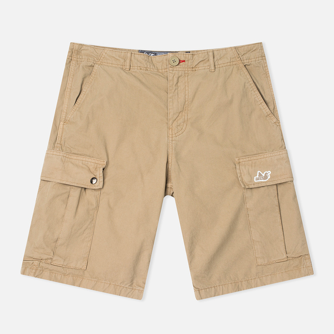 Peaceful Hooligan Container Men's Shorts Stone