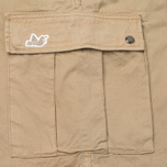 Peaceful Hooligan Container Men's Shorts Stone photo- 3