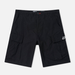Мужские шорты Peaceful Hooligan Container Swim Black фото- 0