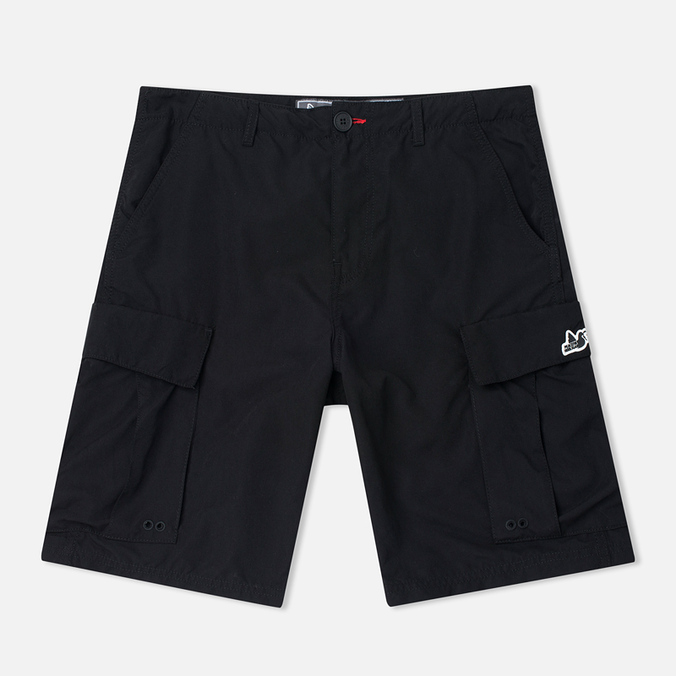 Мужские шорты Peaceful Hooligan Container Swim Black