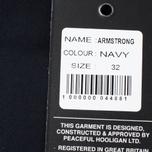 Peaceful Hooligan Armstrong Men's Shorts Navy photo- 4