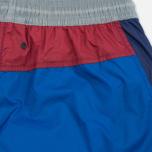 Мужские шорты Penfield Mackay Color Block Blue фото- 5