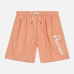 Мужские шорты Penfield Rossiter Peach Pink фото- 0