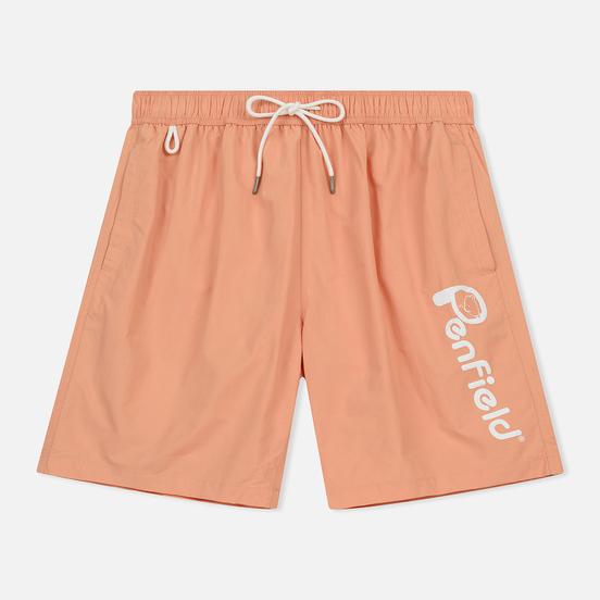 Мужские шорты Penfield Rossiter Peach Pink