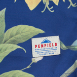 Мужские шорты Penfield Seal Botanical Navy фото- 2